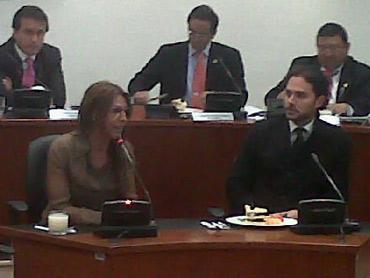 Amparo Grisales y Manolo Cardona