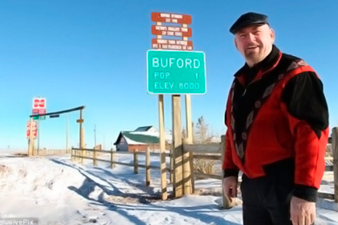 Buford Wyoming Estados Unidos