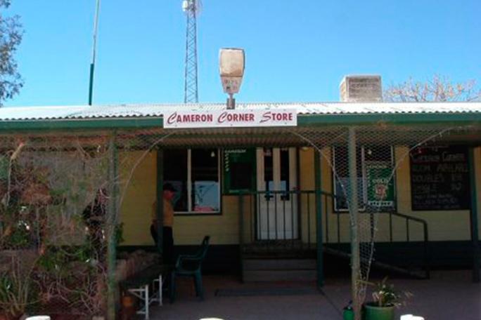 Cameron Corner Australia