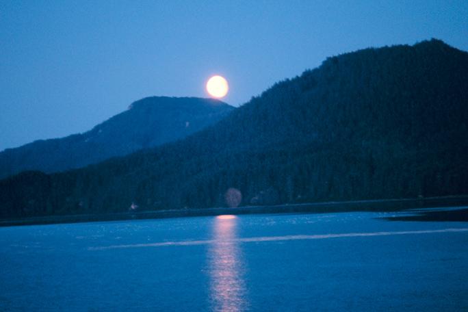 Hobart Bay Alaska Estados Unidos