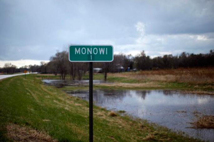 Monowi Nebraska Estados Unidos