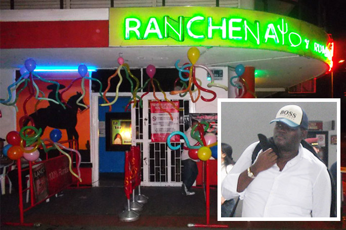 Negro Martinez Ranchenato