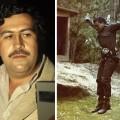 Pablo Escobar y Mayor Humberto Coral