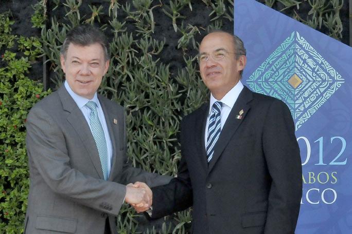 Juan Manuel Santos G20