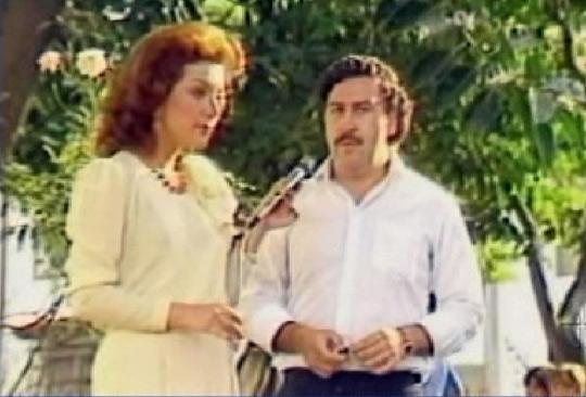 La primera vez que Virginia Vallejo habló de su relación con Pablo