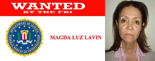 Magda Luz Lavin FBI