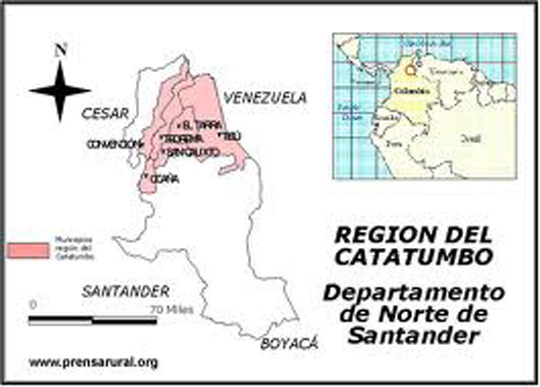 Region Catatumbo