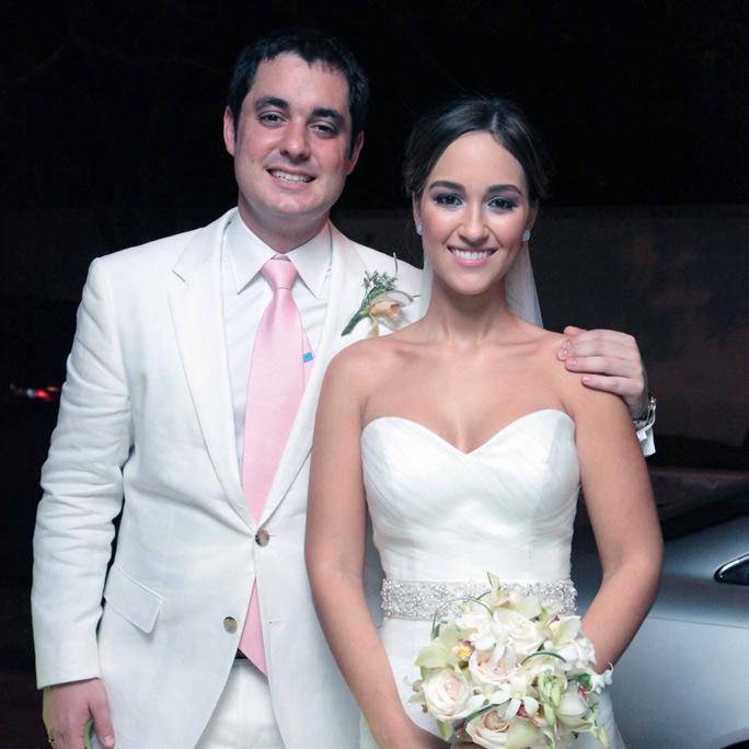 Camilo Uribe y Fátima Díaz Granados