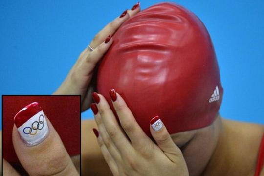 Uñas Olímpicas