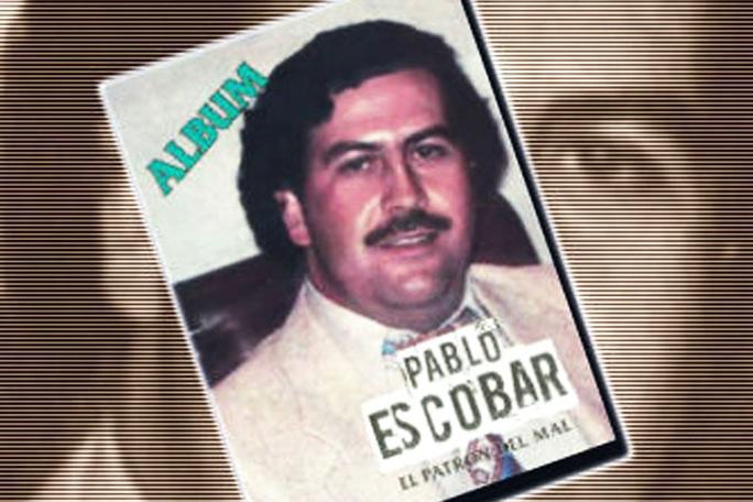 Album Pablo Escobar