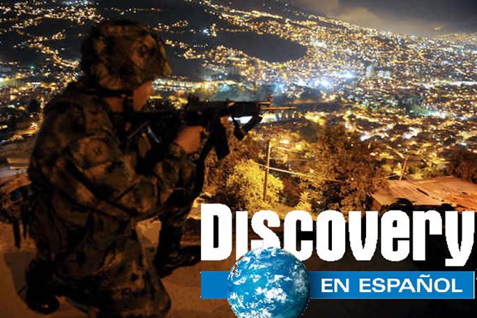 Barrios en Guerra Discovery