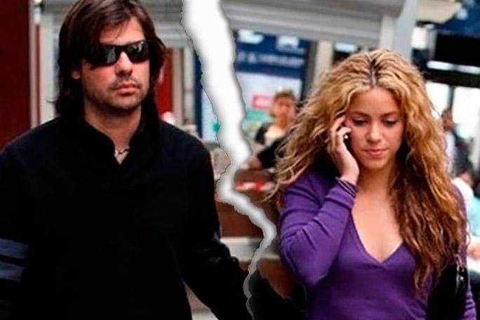 Antonio de la Rúa y Shakira