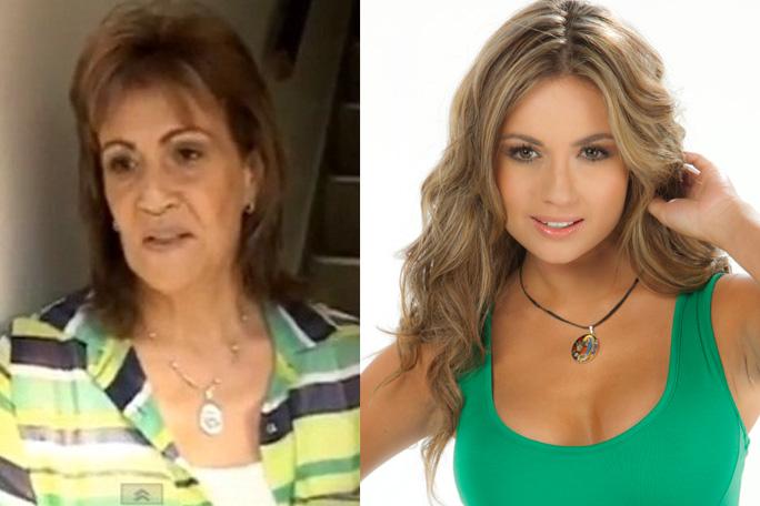 Beatriz, mamá de Sara, Sara Uribe