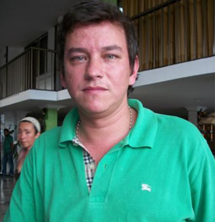 Carlos Ramiro Chavarro