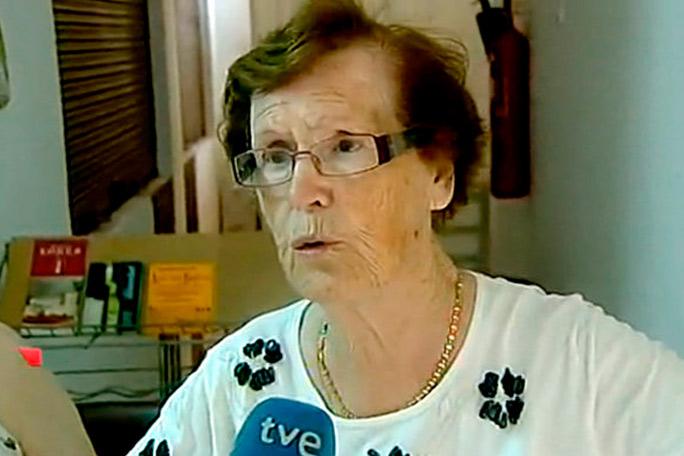 Cecilia Gimenez