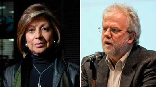 Cecilia Orozco y Rodrigo Uprimny
