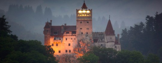 Bran castle-Vlad Tepes