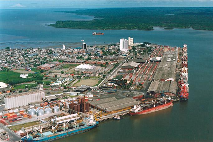 Puerto Buenaventura