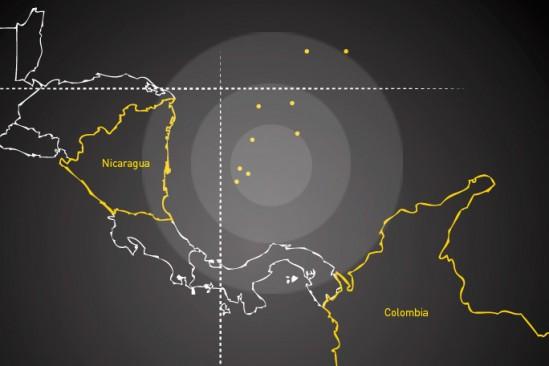 Colombia-Nicaragua-mapa