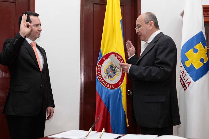 Jorge Fernando Perdomo