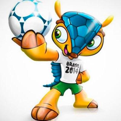 Mascota mundial 2014