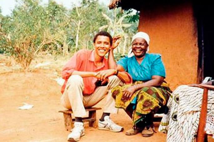 Abuela Obama