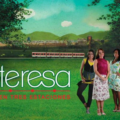 Teresa en 3 estaciones