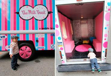 The Milk Truck