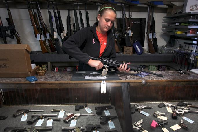 Tienda de armas
