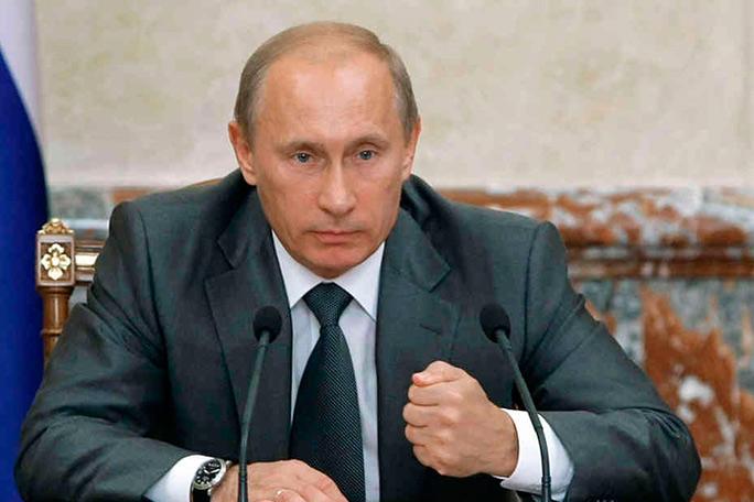 Vladimir Puttin