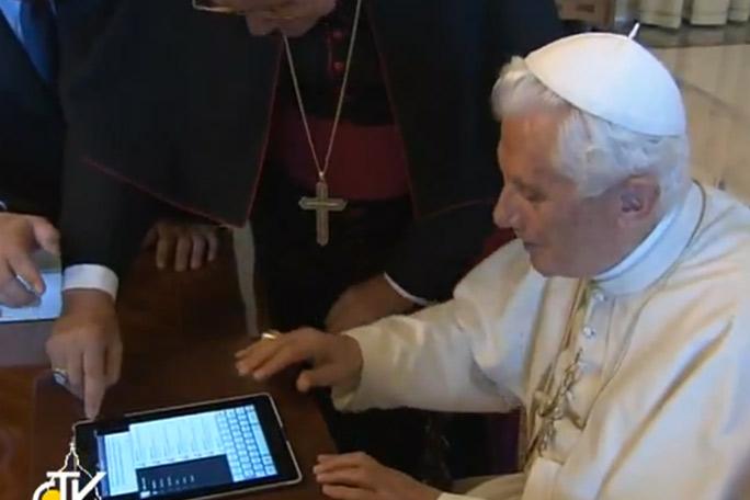 Benedicto VI Twitter