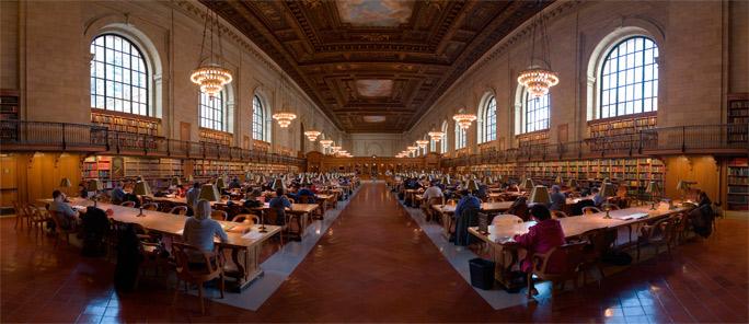 Biblioteca NY