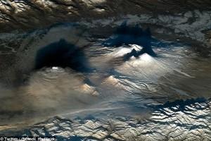 Fotos desde el espacio