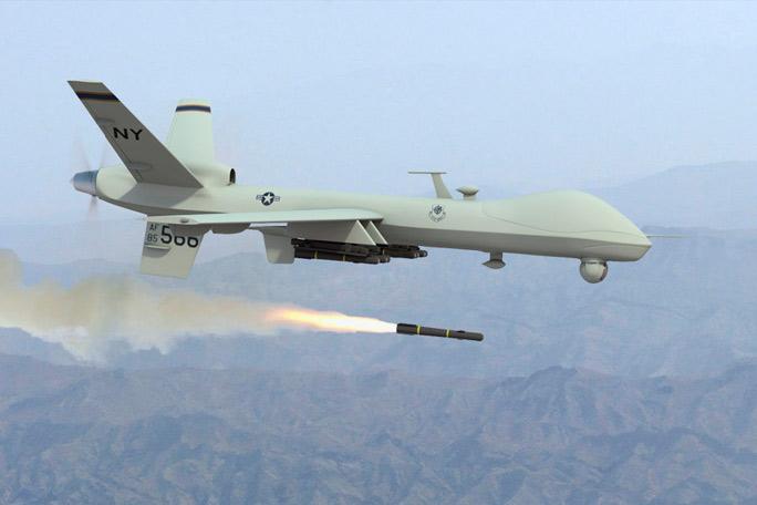 Drones aviones no tripulados