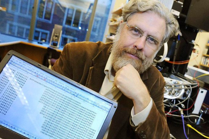 George Church genetista