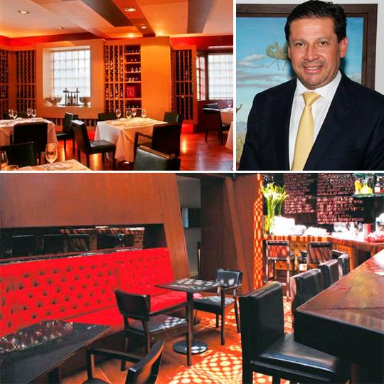 Hernando Torres, restaurante Astrid y gastón