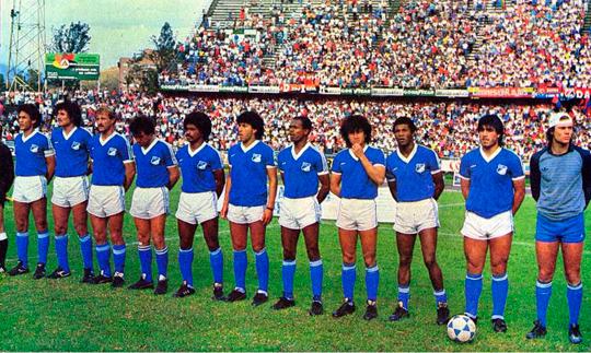 Millonarios 1988