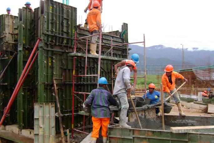 Obras civiles Colombia