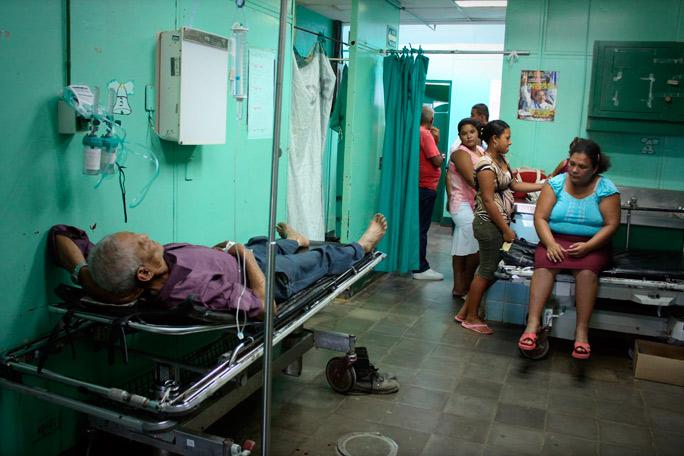 Urgencias Hospital Rivas