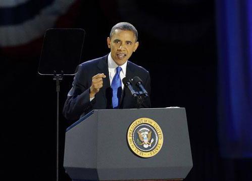 Discurso Barack Obama de posesión