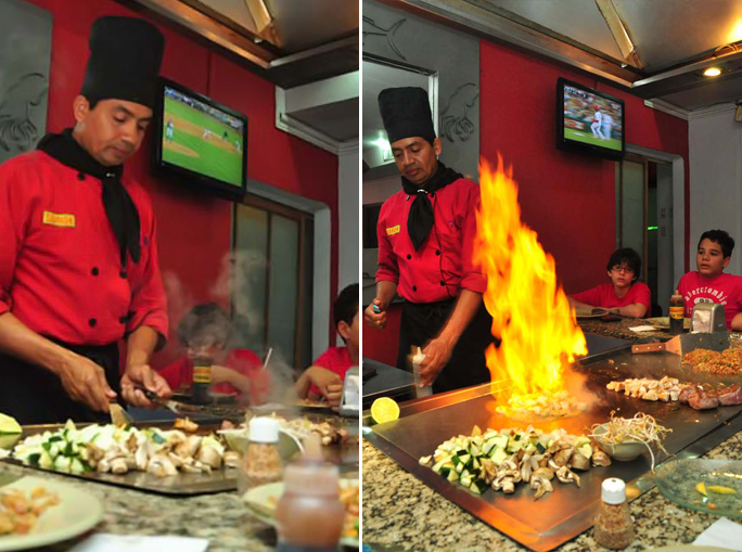 Restaurante Surabashii