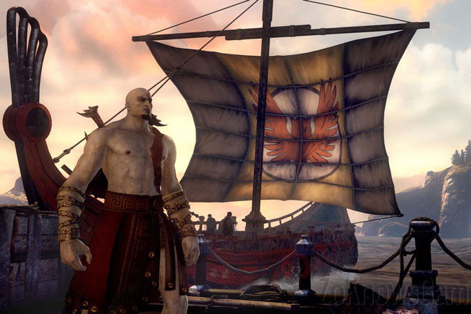 God of War Ascencion