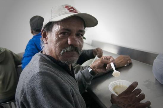 Comedor comunitario-Bronx