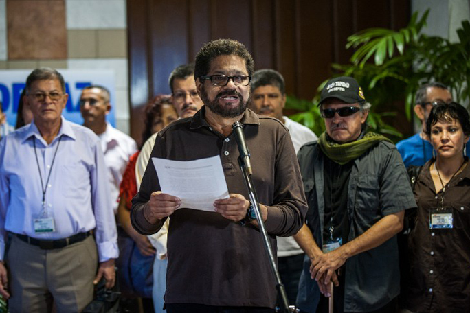 Dialogos de paz FARC