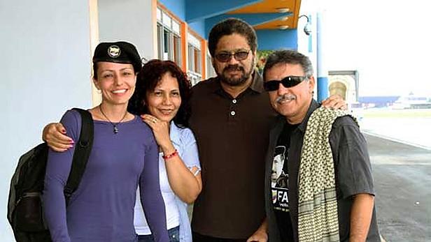 La Habana Delegados de las FARC