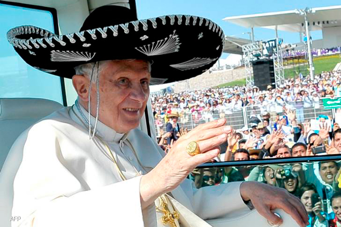 Papa Benedicto XVI