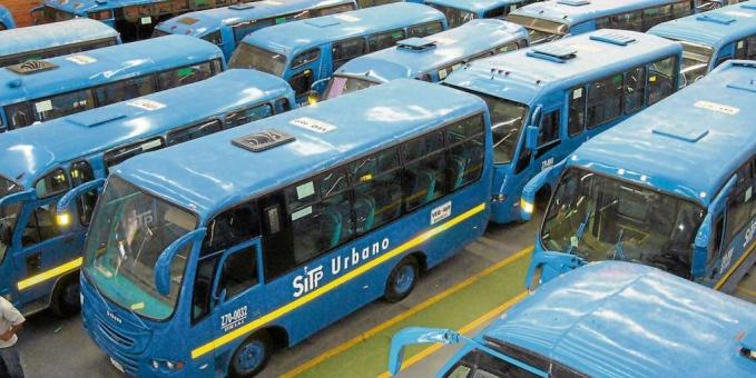 Petro: Nuevos buses del SITP deberán tener cámaras de seguridad