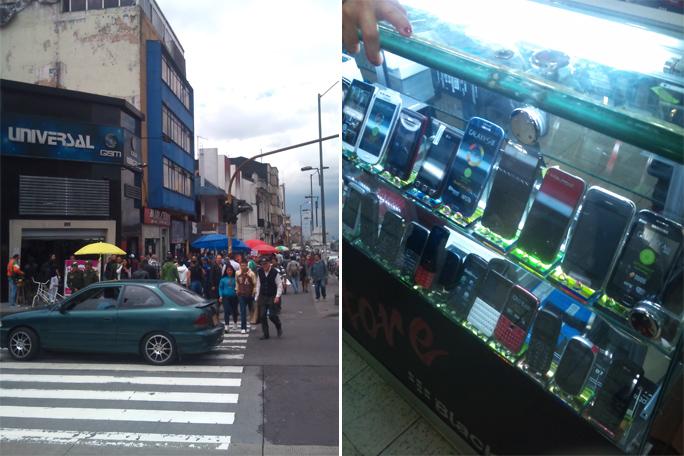 Kienyke Robo de celulares