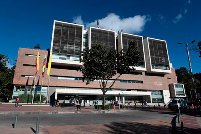 Kienyke Edificio Mario Laserna U. Andes