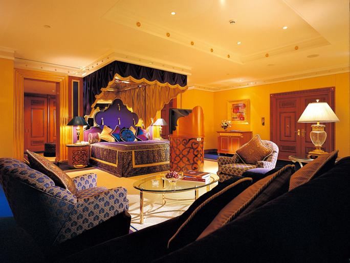 Burj Al Arab Hotel Dubai, Kienyke